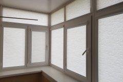 Рулонные жалюзи для балкона