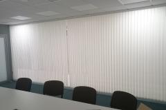 Вертикальные жалюзи для конференц зала