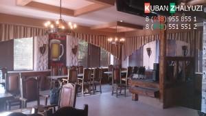 Жалюзи для ресторана в Краснодаре