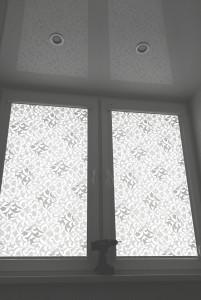 Рулонные жалюзи на окна в квартире Краснодар