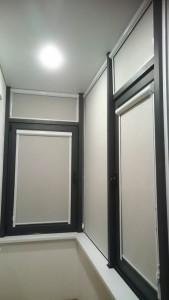Рулонные шторы для квартиры в Краснодаре
