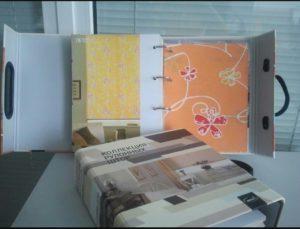 Каталог материалов для изготовления рулонных жалюзи в Краснодаре