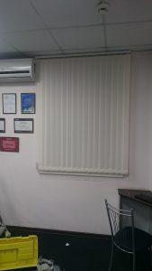 Вертикальные жалюзи для офиса в Краснодаре