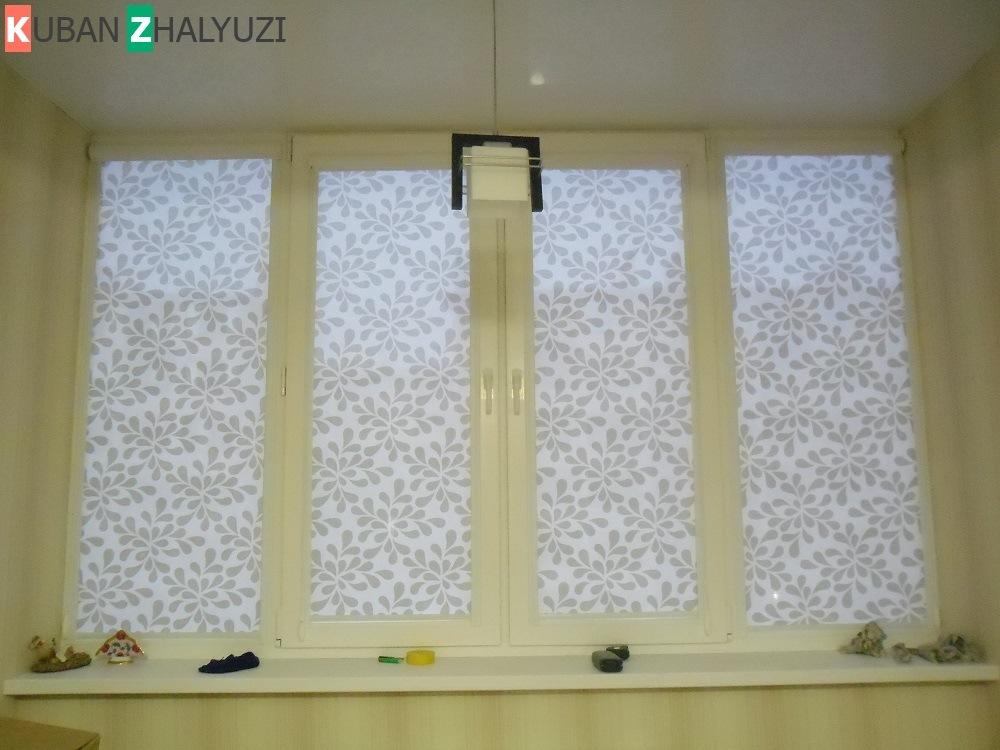 Жалюзи и рулонные шторы в дом