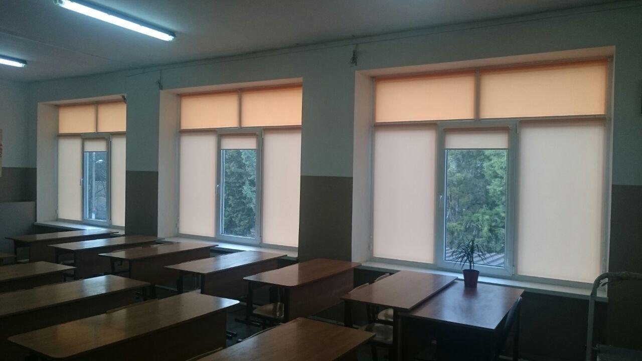 Купить жалюзи для школы Краснодар