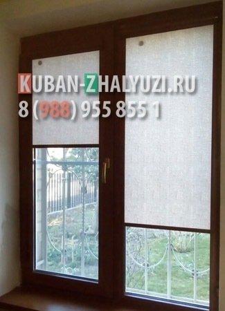 Рулонные шторы в Комсомольском