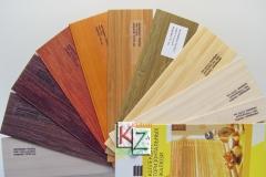 Горизонтальные деревянные жалюзи, материал бамбук. Размер 25/50 мм