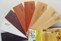 Горизонтальные деревянные жалюзи, материал дерево. Размеры 25/50