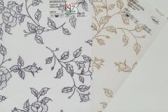 "Рулонные шторы, ткань ""Китайская роза"""